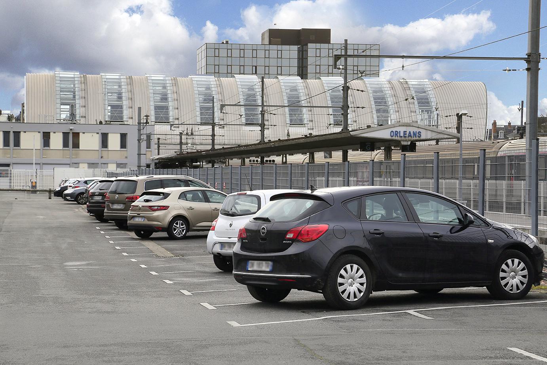 parking gare orl ans stationnement orl ans. Black Bedroom Furniture Sets. Home Design Ideas